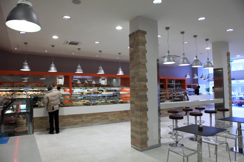 Panificio gastronomia