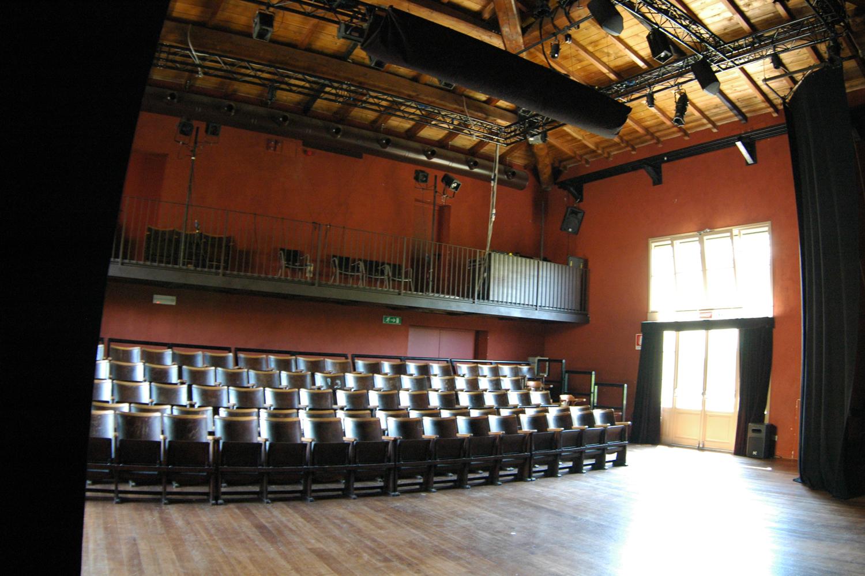 Ristrutturazione Complesso Teatrale